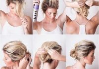 Trend 20 incredible diy short hairstyles a step step guide Cute Hairstyles For Short Hair For Parties Ideas