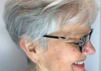 Trend 2019 short haircuts for older women Short Haircuts For Senior Ladies Choices