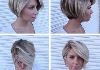 Trend 23 trendy ways to wear short hair with bangs stayglam Short Hair With Side Bangs And Layers Ideas