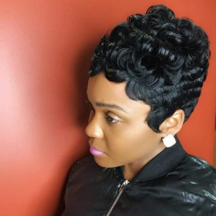 Permalink to Awesome Latest Hairstyles For Short Weaves Zimbabwe Africa