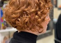 Trend 29 short curly hairstyles to enhance your face shape Short Hairstyles For Thick Naturally Curly Hair Choices