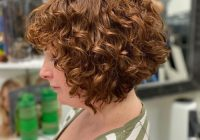 Trend 29 short curly hairstyles to enhance your face shape Simple Hairdo For Short Curly Hair Inspirations