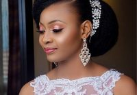 Trend 30 beautiful wedding hairstyles for african american brides Wedding Hairstyles Natural African American Hair Ideas