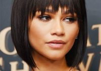 Trend 30 short hair with bangs hairstyles to try Cute Short Bob Hairstyles With Bangs Inspirations