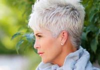 Trend 34 flattering short haircuts for older women in 2020 Short Haircuts For Seniors Inspirations
