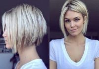 Trend 40 best short hairstyles for round faces you should try Short Bob Hairstyles For Thick Hair And Round Face Choices