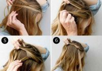 Trend 40 everyday hair updo tutorials for summer Easy Braided Hairstyles For Thin Hair Inspirations