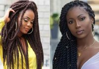Trend 43 eye catching twist braids hairstyles for black hair Braided Twist Hairstyles Inspirations