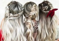 Trend 48 easy braided hairstyles glorious long hair ideas Easy Braid Ideas For Long Hair Ideas