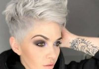 Trend 50 best short hairstyles for women in 2020 Stylish Short Hair Styles Ideas