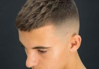Trend 50 cool hairstyles for teenage guys men hairstyles world Short Boys Hairstyles Ideas