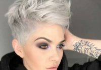 Trend 50 edgy asymmetrical haircuts for women to get in 2020 Very Short Asymmetrical Haircuts Choices