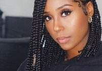 Trend 50 flattering african american braided hairstyles to perk up Braided Hairstyles For Medium Length Natural Hair Ideas