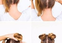 Trend 50 incredibly easy hairstyles for school to save you time Cool Hairstyles For Short Hair Step By Step Choices