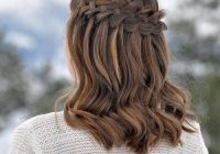 Trend 50 medium length hairstyles we cant wait to try out hair Braid Hairstyles For Shoulder Length Hair Ideas