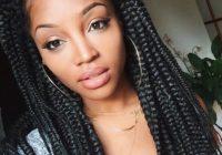Trend 65 box braids hairstyles for black women Styles Of Braids African American Designs