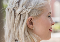 Trend 73 stunning braids for short hair that you will love White Hair Braid Styles Choices