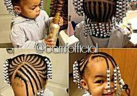 Trend african american cornrow hairstyles 9 ba girl hairstyles African American Baby Braid Hairstyles Designs
