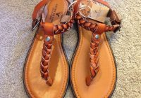 Trend american eagle braided sandals Brown Braided Sandals American Eagle