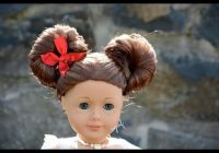 Trend american girl doll disney hairstyle minnie mouse buns Hairstyles For Your American Girl Doll With Short Hair Designs