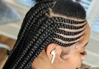 Trend braid hairstyles african american beautiful ghanabraids African American Braids Hairstyles Pinterest