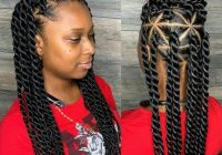 Trend braid hairstyles african american with color American Braiding Designs