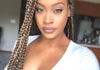 Trend braid styles for natural hair growth on all hair types for Different Styles Of Braids For Black Hair Inspirations