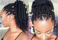Trend braided mohawk hairstyles for natural hair awesome black Natural Hair Styles Braided Mohawk Choices