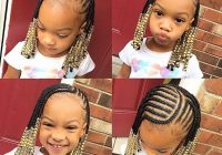 Trend braids for kids 100 back to school braided hairstyles for African American Little Girl Braid Hairstyles Designs
