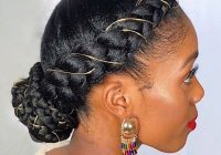 Trend cornrows ii side natural hair styles cornrow hairstyles Styling African American Hair Ideas