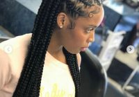 Trend cute half up half down braids vtayz feed in braids Half Up Half Down Braided Hairstyles Pinterest Inspirations