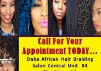 Trend dabas hair braiding dabahair twitter Daba African Hair Braiding Ideas