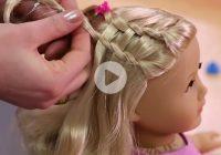 Trend dos dolls fun american girl hairstyles for your girl and Cool Hairstyles For American Girl Dolls