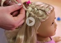 Trend dos dolls fun american girl hairstyles for your girl and Hairstyles For Your American Girl Doll With Short Hair Ideas