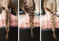 Trend easy braid tutorials basic braids every woman should know French Braid Hairstyles Step By Step Pictures Ideas