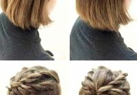 Trend easy hairstyles ideas for short hair step step video Easy Hairstyles For Short Hair Tutorials Choices