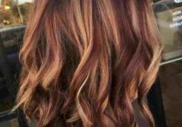 Trend hair black red highlights blondes 19 new ideas red Short Black Hair With Blonde And Red Highlights Choices