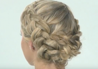 Trend how to dutch braid updo behindthechair Dutch Braid Updo Long Hair Inspirations