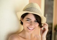 Trend how to wear a hat with short hair useful tips for a woman Hats For Short Hair Styles Ideas