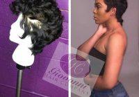 Trend human hair wig natural hair styles short wigs hair styles Short Hair Styles Wigs Inspirations