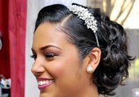 Trend loose ringlets short hair wedding hair short wedding African American Short Wedding Hairstyles Designs