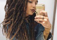 Trend marley twists marley hair twist hairstyles braided Braid Styles With Marley Hair Inspirations