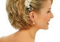 Trend mother of the bride hairstyles for short hair wedding Short Curly Hairstyles For Mother Of The Bride Choices