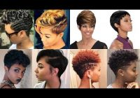 Trend natural short pixie hairstyles for black women 2019 2020 Natural Black Short Hair Styles Choices