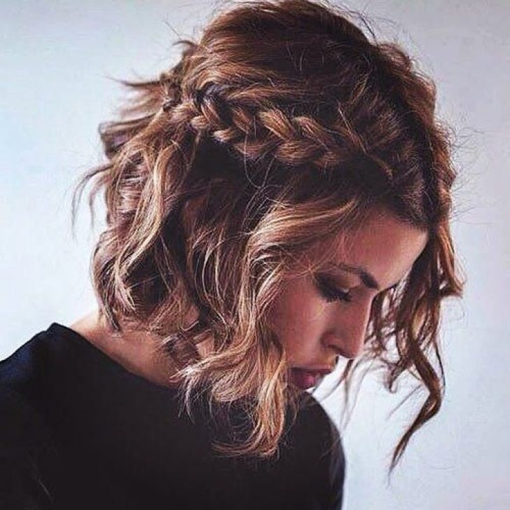 Permalink to 11 Awesome Party Styles For Short Hair Gallery