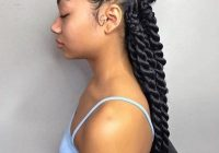 Trend pin on braided hairstyles Braid Black Hair Hairstyles Female Inspirations