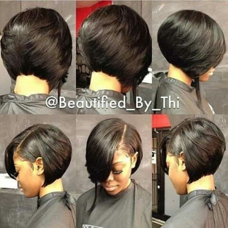 Permalink to 11 Fresh Black Short Bob Hairstyles Gallery