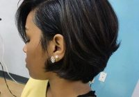 Trend pin on hair colorstyles Black Short Bob Hairstyles Inspirations