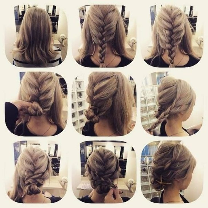 Permalink to 9 Awesome Easy Braid Ideas For Medium Length Hair