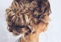 Trend pin on hair Prom Updos For Medium Hair With Braids Inspirations